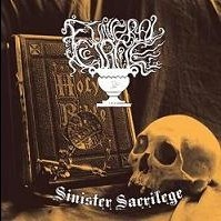 Funeral Circle - Sinister Sacrilege, MCD