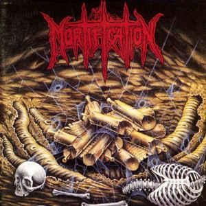 Mortification - Scrolls Of The Megilloth, CD