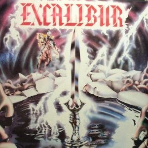 Excalibur (UK)/Oracle (UK) - The Bitter End/Oracle, SC-CD