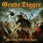 Grave Digger - The Clans Will Rise Again, DigiCD