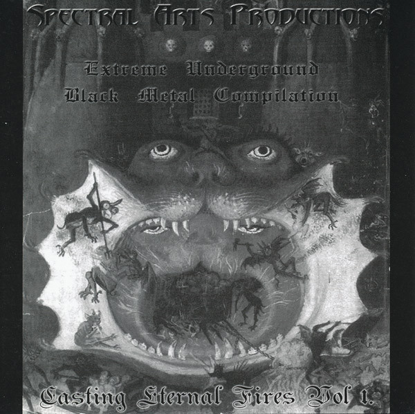 V.A. - Casting Eternal Fires Vol. I (Spectral Arts Compilation), CD