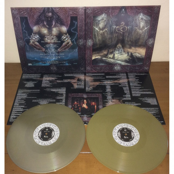 Absu - Tara [gold - 200], 2LP
