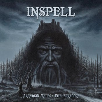 Inspell - Arcadian Tales: The Egregore, CD