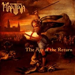 Martiria - The Age Of The Return, DigiCD