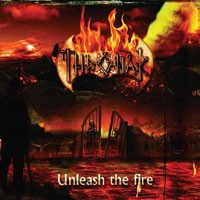 Thronar - Unleash The Fire, CD