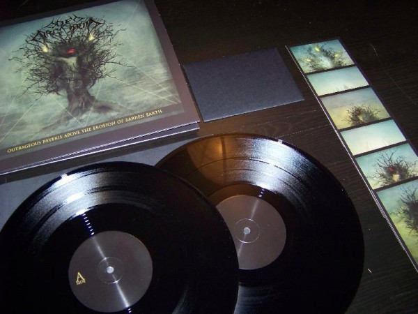 Odem Arcarum - Outrageous Reverie Above The Erosion Of Barren Earth, 2LP