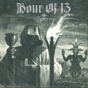 Hour Of 13 - s/t, CD