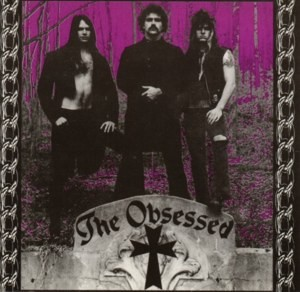 The Obsessed - s/t, CD