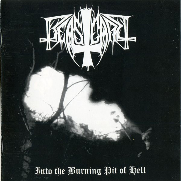 Beastcraft - Into The Burning Pit Of Hell, CD