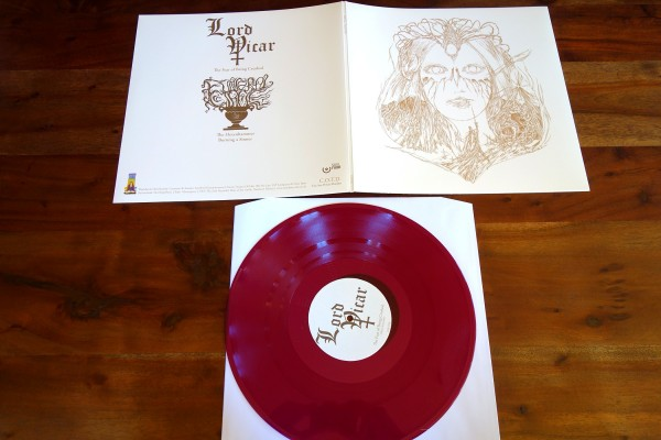 Lord Vicar/Funeral Circle - Split [purple - 500], MLP