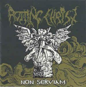 Rotting Christ - Non Serviam, CD