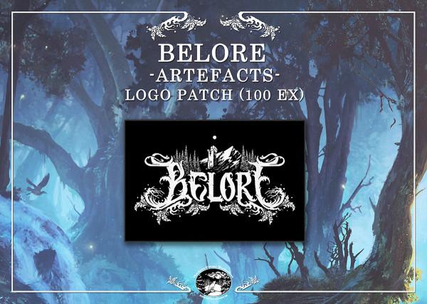 Belore - Logo, Patch (woven)