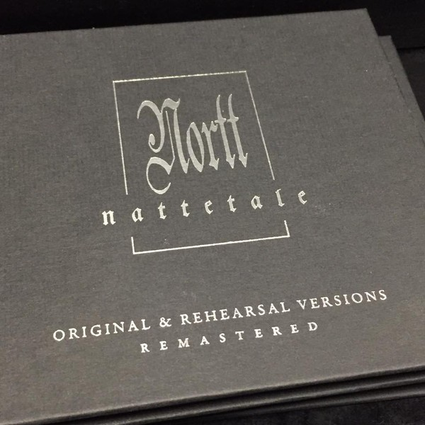 Nortt - Nattetale, 2CD DIGIBOOK