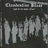 Clandestine Blaze - Night Of The Unholy Flames, CD