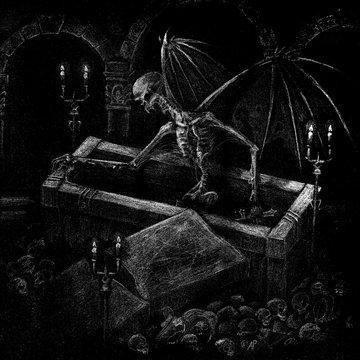 "Satanic Warmaster - Ondskapens Makt, 7"""