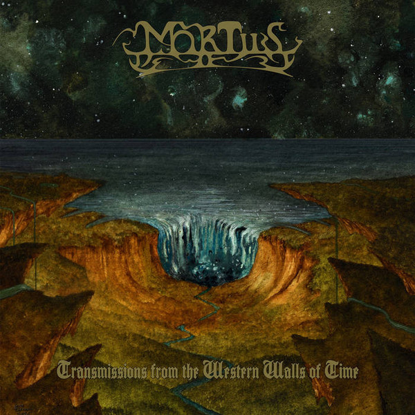 Mortiis - Transmission From The Western Walls Of Time, DigiCD