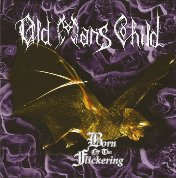 Old Man's Child - Born Of The Flickering, CD