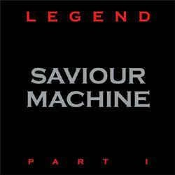 Saviour Machine - Legend Part I [red - 250], 2LP