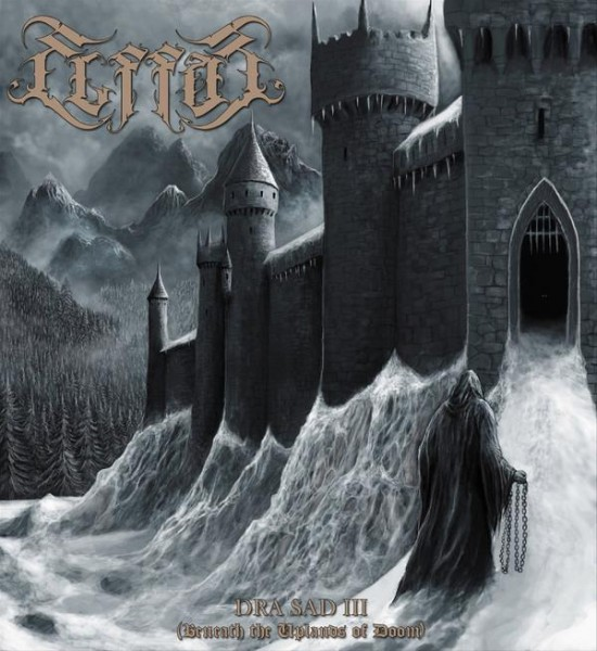 Elffor - Dra Sad III (Beneath The Uplands Of Doom), DigiCD