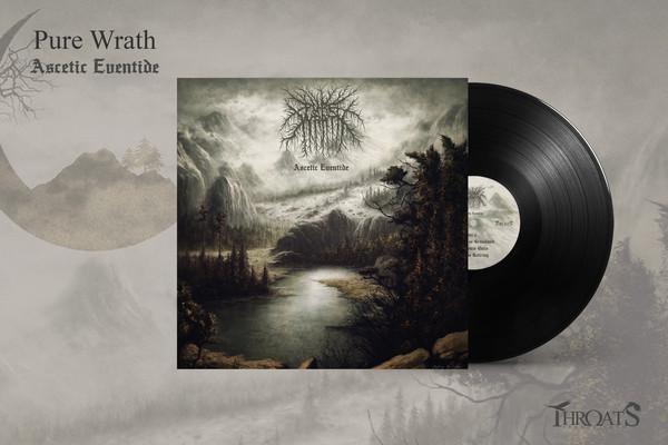 Pure Wrath - Ascetic Eventide [black - 200], LP
