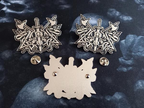 Caladan Brood - Logo, Metal Pin