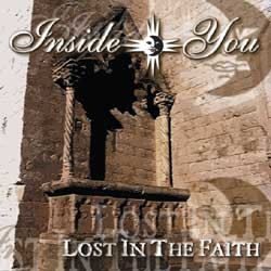 Inside You - Lost In The Faith, CD