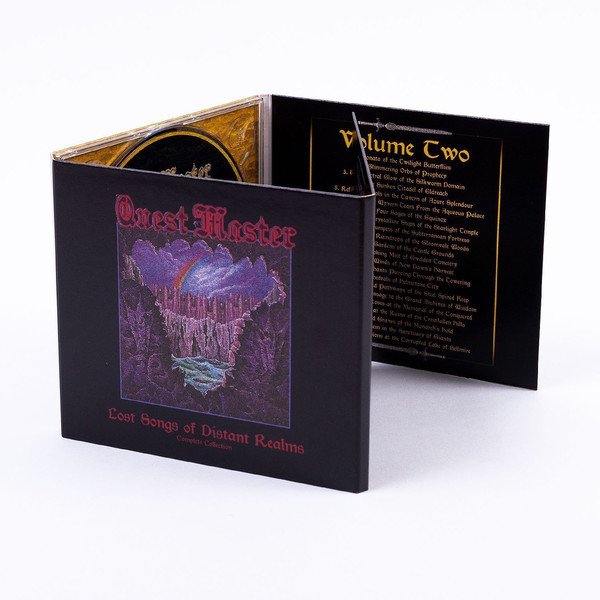 Quest Master - Lost Songs Of Distant Realms, Digi2CD