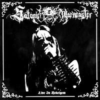 Satanic Warmaster - Live In Hekelgem (2005), CD