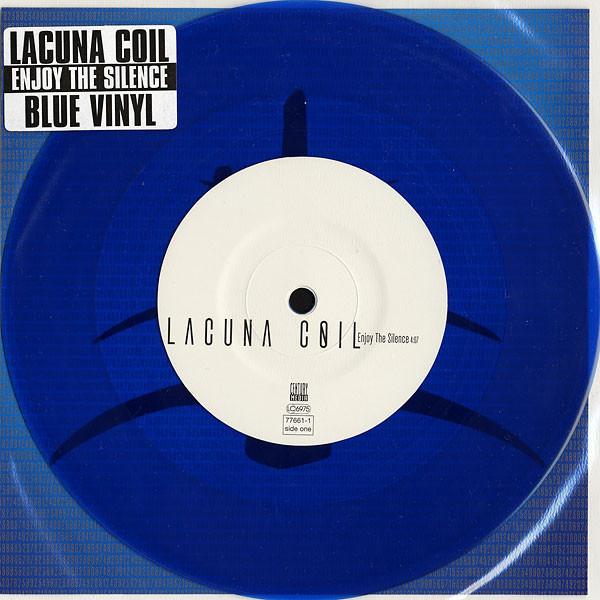 """Lacuna Coil - Enjoy The Silence, 7"""""""