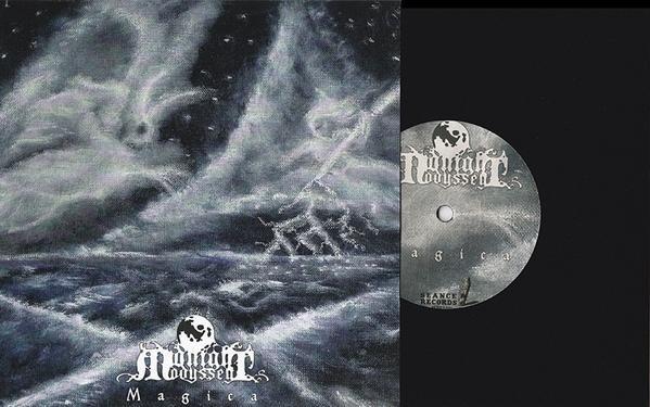 """Midnight Odyssey/Spire - Split, 7"""""""