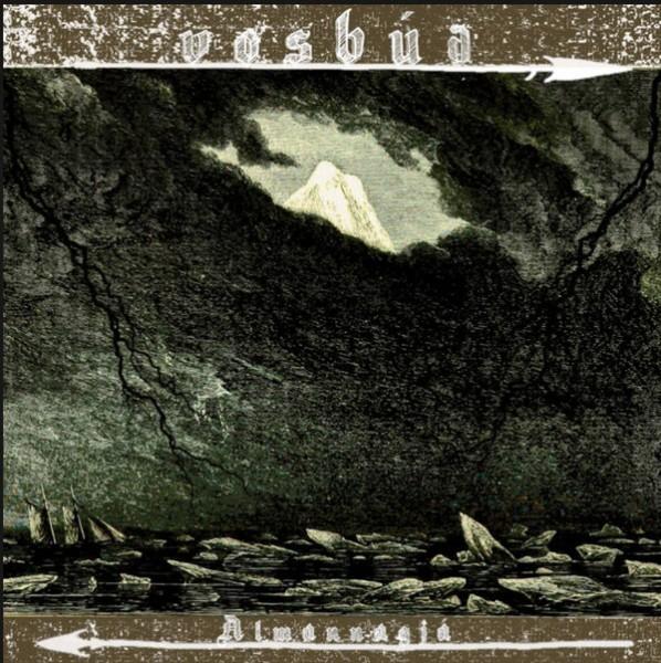 Vosbúð - Almannagjá, DigiCD
