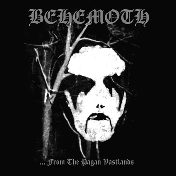 Behemoth - ...From The Pagan Vastlands [white marble - 333], LP