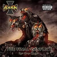 Acheron - The Final Conflict: Last Days Of God, CD