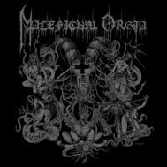 Maleficum Orgia - s/t, CD