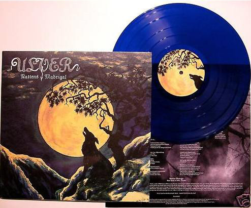 Ulver - Nattens Madrigal [blue - 200], LP