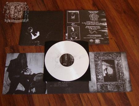 Armagedda - Volkermord : The Appearance [white - 266], LP