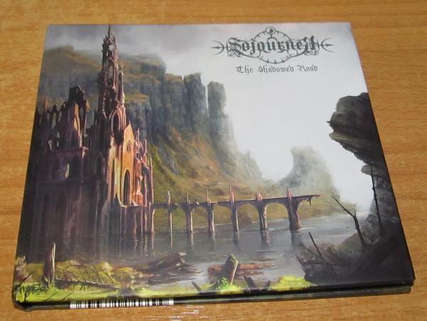 Sojourner - The Shadowed Road, CD DIGIBOOK