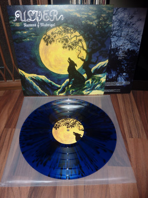 Ulver - Nattens Madrigal [splatter - 100], LP