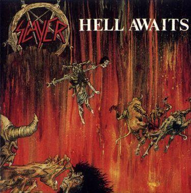 Slayer - Hell Awaits, CD