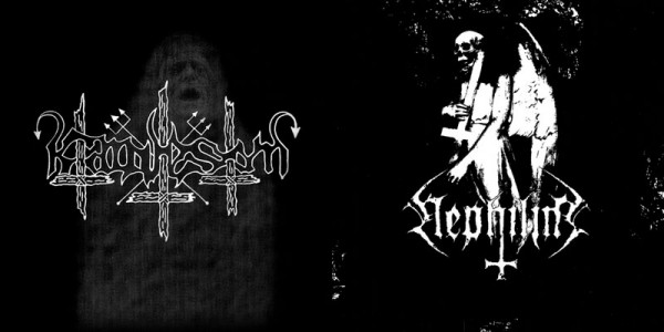 Nephilim / Klandestyn - Split, CD