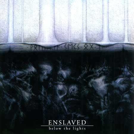 Enslaved - Below The Lights, CD