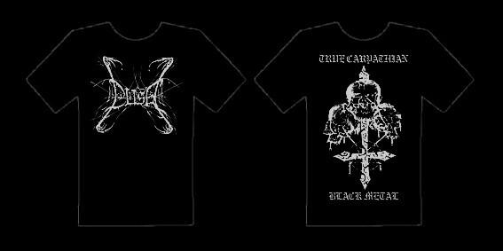 Dusk - True Carpathian Black Metal (M), TS