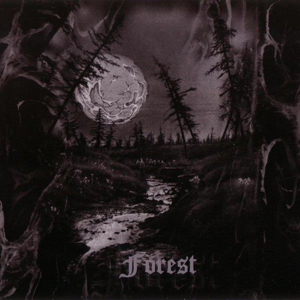 Forest - Forest, CD