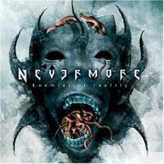 Nevermore - Enemies of Reality, CD