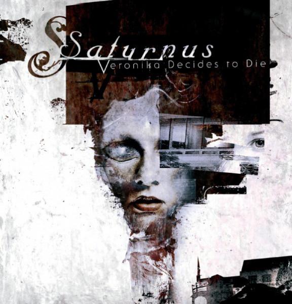 Saturnus - Veronika Decides To Die, SC-CD