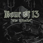 Hour Of 13 - The Ritualist, CD