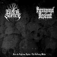 Black Silence/Paroxysmal Descent - Split, CD