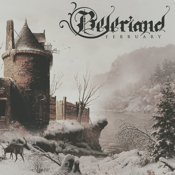 Beleriand - February, CD