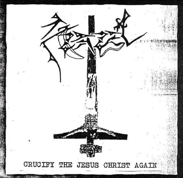 Azazel - Crucify The Jesus Christ Again, CD