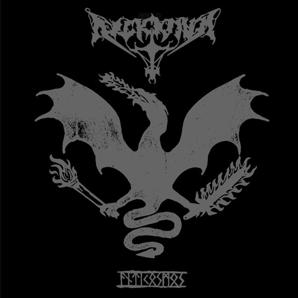 Arckanum - Antikosmos [silver/black cover], LP